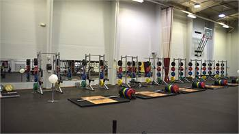 Sheridan Sports and Fitness Center