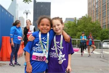 Girls on the Run After School Program