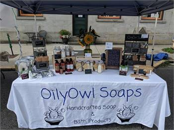 OilyOwl Soaps - Handcrafted Soaps and Bath Products