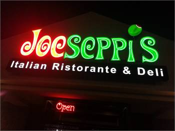 JOESEPPI'S Italian Ristorante