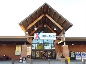McChord Field Main Exchange
