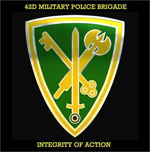 42nd Military Police Brigade