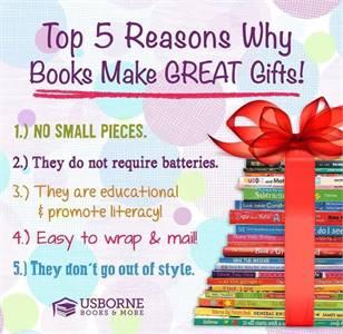 Read Brightly with Usborne Books & More
