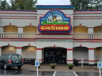 Great American Casino Tukwila