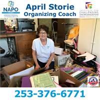 April Creates Solutions Home Organizing April Storie