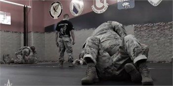 Forge Combatives Class-H2F