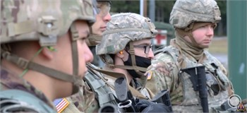 I Corps Best Marksmanship Competition