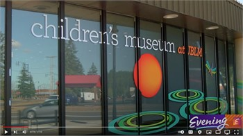 ✨ A world of imagination ✨ Children's Museum at JBLM